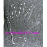 Quality Acrylic ring display stand, clear PMMA hand shape finger ring display rack wholesale