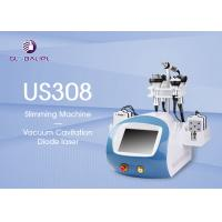 Quality 6 In 1 Vacuum Slimming Machine 6 Handles Suitable All Kinds Of Skin wholesale