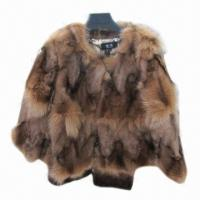 China Women's blue fox fur coat, suitable for various markets on sale