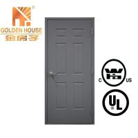 China UL WHI FM steel fire rated door on sale