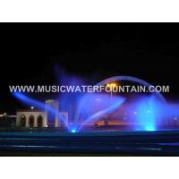 Quality Outdoor Water Features , Running Water Fountain PLC Controlled wholesale