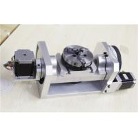 China 5 Axis CNC Machine 4th Axis Homemade Dividing Head For CNC Table Top Router on sale