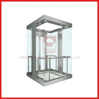 Quality Observation /  Panoramic High Speed Elevator Multi Model For Passenger wholesale