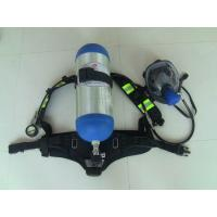Quality 6.8L 30MPa RHZK Self Contained Breathing Apparatus SCBA / Portable Emergency Escape Breathing Apparatus wholesale