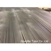 Quality Duplex 2205 Stainless Steel Welded Pipe  UNS S32205 / S31803 ASMESA789 wholesale