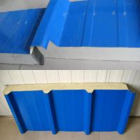 Quality Heat Insulation PIR Sandwich Panel For Building Walls Environment Protection wholesale