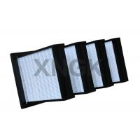 Quality Turbulence Airflow Rigid Pocket Filter , Efficiency F8 Polyester Air Filter For HVAC System wholesale