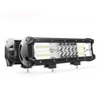 Quality 12 Inch High Output Led Light Bar LED Color Temperature 6000K-6500K wholesale
