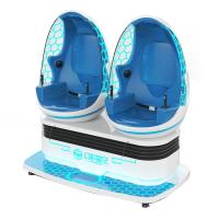 Quality Multi Special Effects VR Egg Chair With Touch Screen Console High Resolution wholesale
