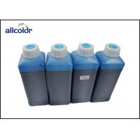 Quality Weather Resistant Dye Sublimation Ink For Epson DX5 DX7 Print Heads wholesale