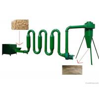 China Charcoal Sawdust Drying Equipment ST300 7.5kw 1800kg Biomass Dryer Systems on sale