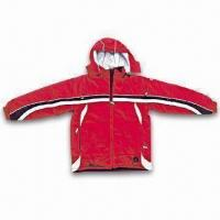 Quality Nylon Talson Ski Jacket with PU Coating and 100% Polyester Lining wholesale