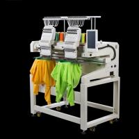 Quality 9 Needles Multi Head Computerized Embroidery Machine 8.0 Inch Color Monitor wholesale