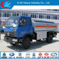 China 10000L Dongfeng Euro3 Fuel delivery tank for Sales on sale