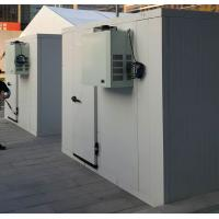 Quality Refrigeration Unit Large Cool Storage Room With Monoblock Cooling Unit wholesale