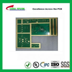 Quality Pcb Fabrication Aeronautics Printed Circuit Board 4L RO3001 Assembly Design wholesale