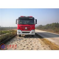 Quality Rotatable Structure Fire Fighting Vehicles Pump Flow 90L/S Max Power 276KW wholesale
