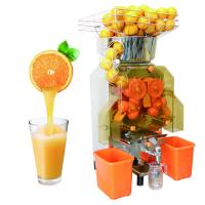 China Lemon Juice Extractor Machine / Automatic Orange Squeezer XC-2000C-B on sale