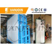 Quality Manual sound insulated eps sandwich panel production line / machine wholesale