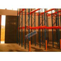 Quality Customized Warehouse Storage Racks Drive In Pallet Racking Q235B Steel Material wholesale