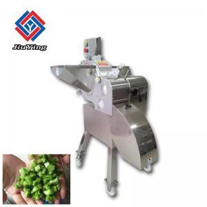 China Stainless Steel Mango Cutting Machine,  Onion Cassava Dicing Machine on sale