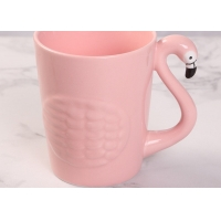 Quality Gift Catering Cafe Store 305ml Flamingo Tea Set wholesale