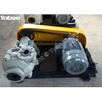 China Tobee® 1.5x1 inch Warman diesel engine golds pumps on sale