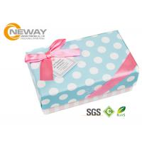 Quality Gift Packaging Boxes with Valve , Custom Printed Chrismas Packaging Boxes wholesale