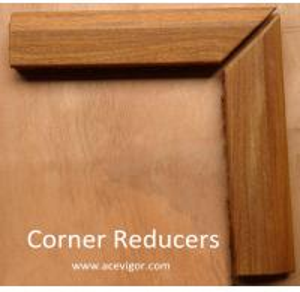Quality Cumaru Corner Reducer wholesale