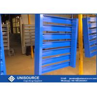 Quality High Strength Stackable Metal Pallets Durable / Stackable For Racking System wholesale