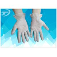 Quality Non - Sterile Exam Vinyl Disposable Gloves Single Use S - XL wholesale