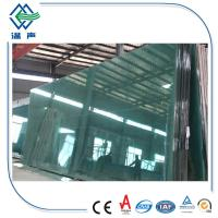 Quality 5mm 6mm 4mm Clear Float glass , solid float process glass with fine polished Corner wholesale