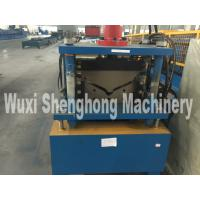 Buy cheap Colored Sheet Corrugated Roll Forming Machine , Ridge Cap Forming Machine from wholesalers