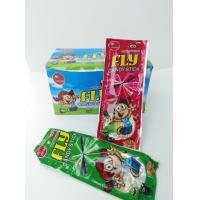 Quality Candy Stick With Fly Leaf and Sticker Combine Eating and Fun Kid's Love wholesale