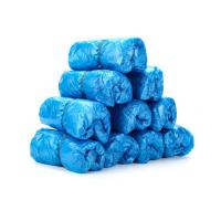 Cheap Skid Resistant  Disposable Shoe Covers  To Protect Floors Against Liquid Splash for sale