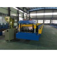 Quality 30 Stations Gi Sheet Metal Roll Forming Machines With 10T Hydraulic Decoiler wholesale