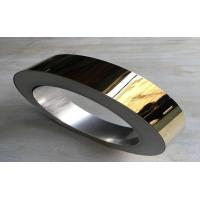 Quality Mirror Coated Stainless Steel Channel Letters U Section 2 Inch Good Corrosion Resistance wholesale