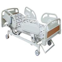 Quality Three Function Safe Electric Patient Bed For Convenience Nursing wholesale