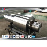 China ASTM Heavy Steel Forgings , Quenching Tempering Transmission Main Shaft on sale