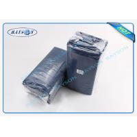 Quality Spunbond PP Disposable Bed Sheet / medical bed cover for hospital and beauty salon use wholesale