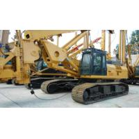 Quality TR280 Rotary Drilling Rig Mounted On Original Cat336D With Max Depth 85m wholesale
