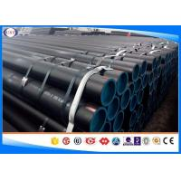 Quality Steel Line Pipe Seamless Carbon Steel Pipes & Tubes API 5L Grade B Mill Test Certificate wholesale