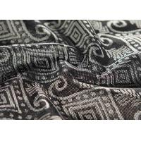 Quality Advanced Woven Fabric Recycled 50% Polyester With Non Woven fabric Backing Mattress Jacquard Fabric wholesale