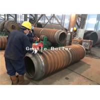 Quality 3000kg 10 Bar Natural Gas Steam Boiler Fully Skid Mounted For Food Industries wholesale