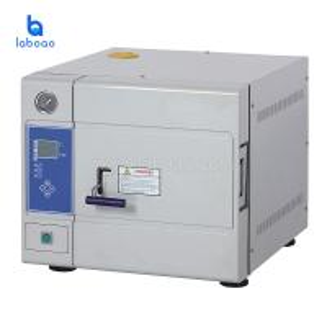 Benchtop Auto steam sterilizer  machine laboratory equipmentt with drying