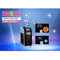 Quality Carbon Peel ND Yag Laser Machine For Birth Mark / Otas Nevus / Speckle Removal wholesale