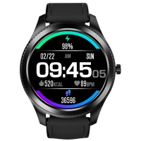 Buy cheap Wireless Charging Nomadic Movement Body Temperature Smartwatch from wholesalers