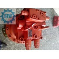 Quality Red  Hydraulic Swing Motor Parts Of Excavator Komstsu PC200-6 PC220-6 wholesale