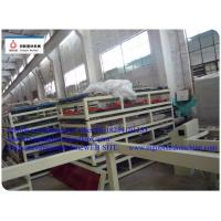 China Fully Automatic MgO Board Production Line For Indoor Decoration / Steel Material on sale