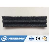Quality 6-35KV Rated Voltage Rubber Gap Filler Strip , Cable Filler Yarn 9-30mm Thickness wholesale